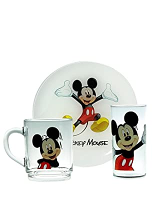 Set 3 Piezas Modelo Mickey Colors