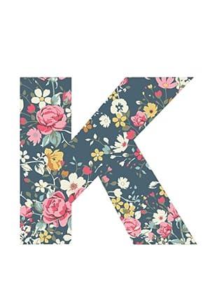 Letra Decorativa Letra K