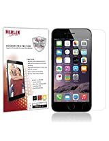 Berlin Gear Apple Iphone 6 High Definition Crystal Clear Screen Protectors - 3 -Pack
