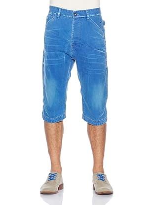 Fuga Pantalón Bermuda Carter (Azul)