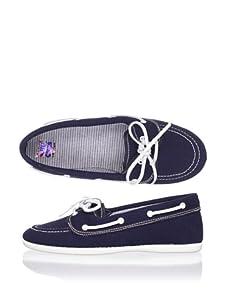 Chuches Kid's Loafer (Navy)