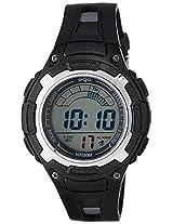 Ego by Maxima Digital Grey Dial Men's Watch - E-38900PPDN