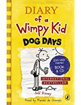 Dog Days (With CD) (Diary of a Wimpy Kid)