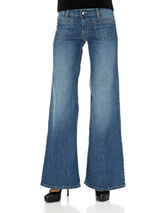 Free for Humanity Jeans Jean Seventies (Blau)