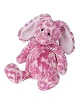 "Mary Meyer 7"" Baby Bubble Gum Bunny (Leopard Print)"