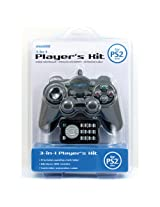 Playstation 2 3 In 1 Players Kit