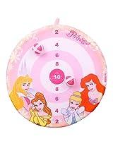 Disney DJX10627 Princess Slimeball Dartboard, Kid's (Pink)