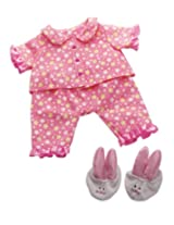 Baby Stella Goodnight PJ Set Baby Doll Clothing
