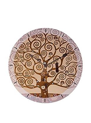 Artopweb Reloj De Pared Klimt The Tree Of Life