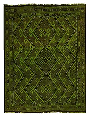 nuLOOM One-of-a-Kind Area Rug, Green, 9' 1