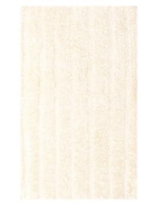 Famous International Cotton-Blend Bath Mat (Ivory)