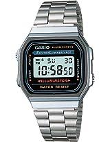 Casio, Watch, A168WA-1YES, Unisex