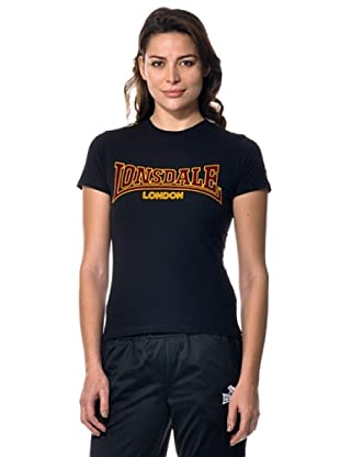 Lonsdale Classic T-shirt (Nero)