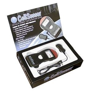 電磁波測定器 ガウスメーターCellSensor