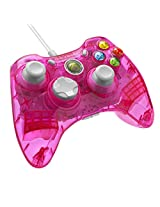 PDP Xbox 360 Rock Candy Wired Controller (Pink Palooza)