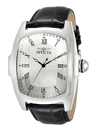 Invicta 12849 - Reloj de Caballero cuarzo piel Negro