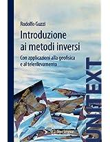Introduzione ai metodi inversi: Con applicazioni alla geofisica e al telerilevamento (UNITEXT)
