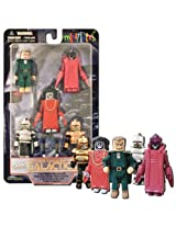 Battlestar Galactica Classic: Cylon Empire Minimates Box Set