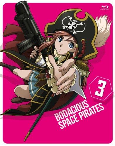 モーレツ宇宙海賊 3(初回限定版) [Blu-ray]