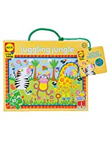 ALEX Toys Little Hands Giant Puzzle Juggling Jungle