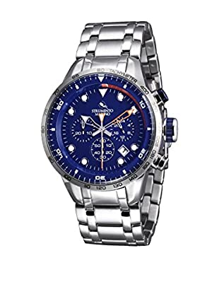 Strumento Marino Reloj Warrior Chrono SM109MB-SS-BL-AR