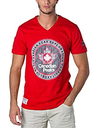 CANADIAN PEAK T-Shirt Jimothe