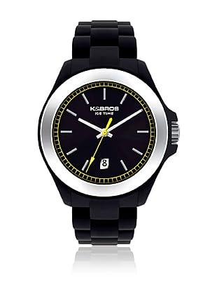 K&BROS Reloj 9549 (Negro)