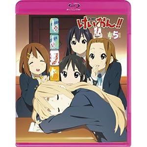 けいおん!!(第2期) 5 (Blu-ray 初回限定生産)