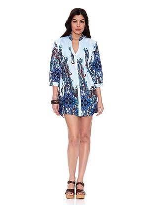 HHG Vestido Kina (Azul)