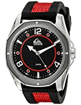 Quiksilver Analog Black Dial Men's Watch - QS-1014-BKRD