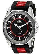 Quiksilver Analog Black Dial Men's Watch - QS-1014-BKRD