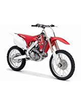 New Ray Toys 1:6 Scale 2010 CRF450F Dirt Bike 49203