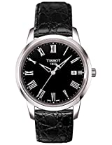 Tissot Classic Dream Analog Black Dial Men's Watch T0334101605301