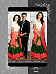 Bollywood Replica Karishma Kapoor Net and Dhupion and Cotton Lehenga In Off White and Green Colour NC387
