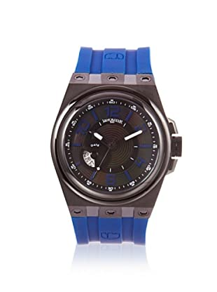Lancaster Men's OLA0623BK-NRBL Blue/Black Rubber Watch