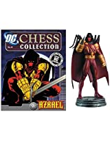 Batman Azrael White Pawn Chess Piece With Magazine
