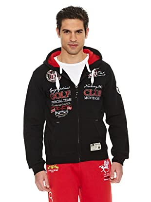 Geographical Norway Chaqueta Gapeone (Negro)