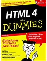 Html Para Dummies/html For Dummies