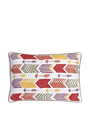 Moving Arrow Pillow