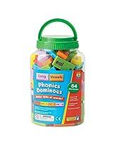 Educational Insights Phonics Dominoes - Long Vowels