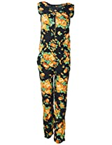 Pariniti girls Loose Fit Jumpsuit (PTO134A)