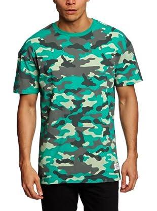 A QUESTION OF Camiseta Jefferson (Verde)