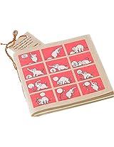 Haati Chaap Suraya Namaskar Hand Sewn Regular Gift Set (6.5 x 6.5 inches)