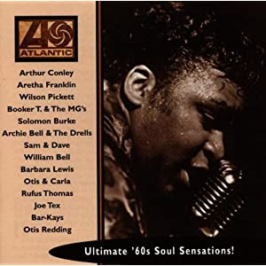 Atlantic Ultimate '60s Soul Sensations!