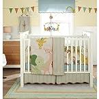 Migi Circus 3 Piece Crib Bedding Set by Bananafish