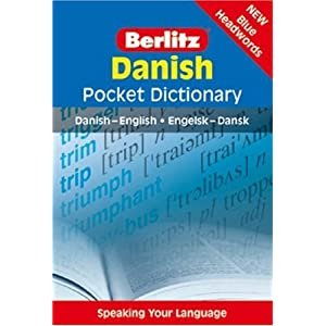 【クリックでお店のこの商品のページへ】Berlitz Danish Dictionary: Danish-english / Engelsk-dansk (Berlitz Pocket Dictionary) [ペーパーバック]