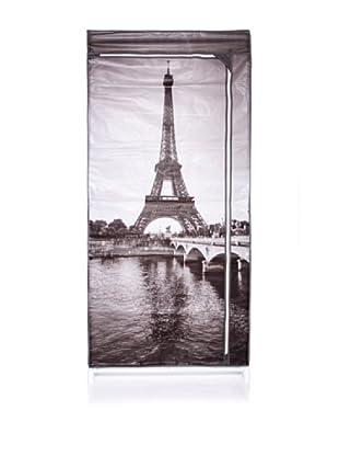 Compactor Armario Eiffel Tower Gris