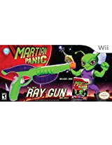 Martian Panic with Ray Gun Bundle - Nintendo Wii