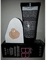 Avon Ideal Flawless Bb Beauty Balm Cream Color Light 1 Fl. Oz.