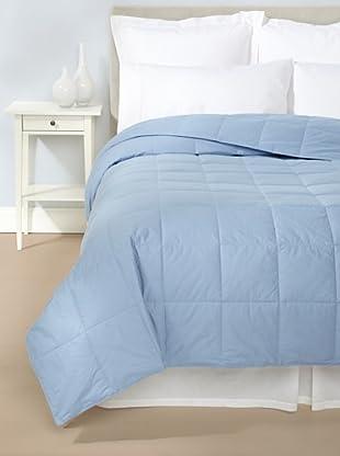 Mélange Home Down Blanket (Blue)
